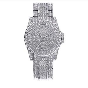 Ice Crystal Bling Statement Watch Unisex